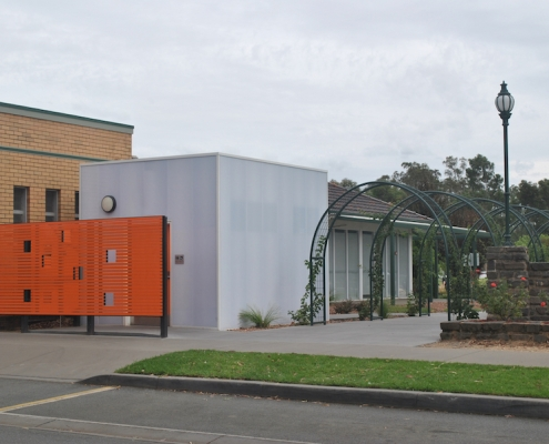 Shepparton Senior Citizens WC