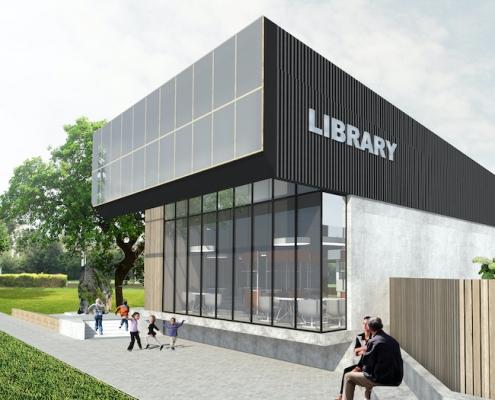 Tatura Library